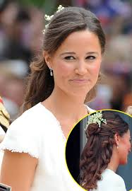 Hochsteckfrisurenen Royals by Pippa Middleton S Royal Wedding Hair How You Can Create