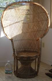 Wingback Wicker Chair Chair Design Ideas Rustic Vintage Rattan Chairs Collection