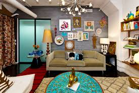 Facebook Office Design by Jonathan Adler U0027s New York Office Space Is Just Like Him Colorful