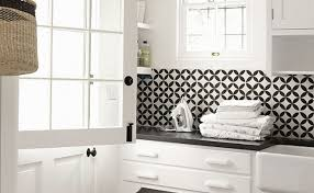 black backsplash kitchen stylish charming black and white tile kitchen backsplash black and