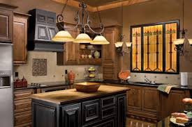 brown wood laminated flooring kitchen island l shaped brown wooden