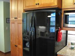 kitchen cabinet countertop depth how to achieve the look of a counter depth fridge without