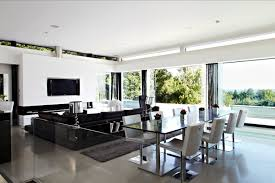 glamorous contemporary kitchen design and with contemporary