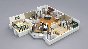 2 Bedroom House Plans Designs 3d Diagonal House Design Ideas House Plan Designs In 3d