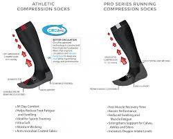 Pro Compression Socks Running Compression Socks