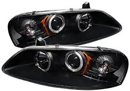 2005 dodge stratus brake light bulb amazon com spyder auto pro yd cseb01 hl bk chrysler sebring 4 door