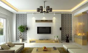 Wallpaper For Homes Decorating Home Design Ideas - Wallpaper interior design ideas