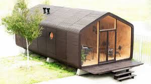 wikkelhouse sustainable house can be made of cardboard youtube