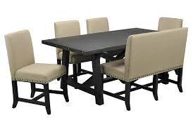 Living Spaces Dining Room Sets by Dining Chairs
