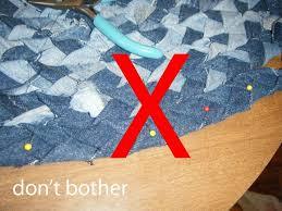 Amish Braided Rugs Braided Denim Rag Rug How To Make A Rag Rug Braiding On Cut