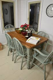 Shabby Chic Kitchen Table by Dining Tables Shabby Dining Room Shabby Rustic Decor