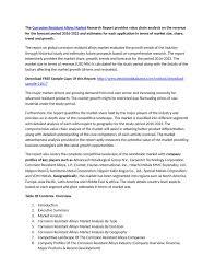 industry report template eliolera com