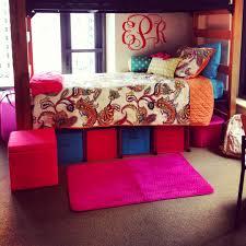 Seventeen Zebra Darling Bedroom Set Colorful Dorm Room Decor We This Moncheriprom Com College