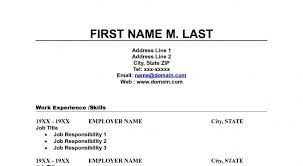 27 blank resume templates free free fill in the blank resume