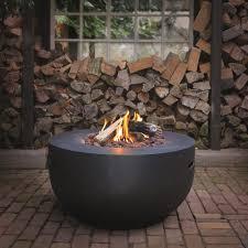 Gas Firepit Happy Cocooning Bowl Cocoon Gas Firepit Gardener