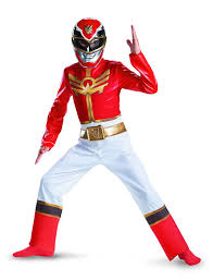amazon power rangers red ranger megaforce classic child