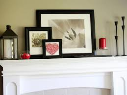 fresh fireplace mantel decorating ideas with tv 24859