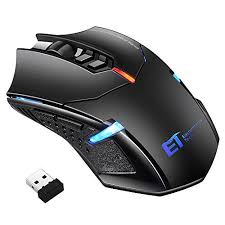 light up wireless gaming mouse gaming mouse wireless light up amazon com