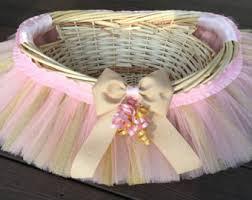 baby shower baskets tutu basket tutu gift basket tutu baby shower basket