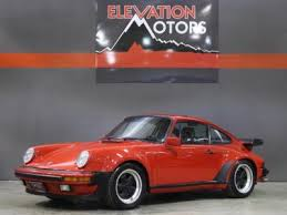 1986 porsche 911 turbo for sale 1986 porsche 911 turbo for sale 20 used cars from 16 796