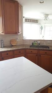 what color backsplash with honey oak cabinets update a kitchen w out painting oak cabinets growit buildit