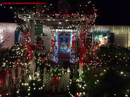 Christmas Lights House by Best Christmas Lights And Holiday Displays In Petaluma Sonoma County