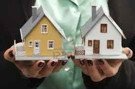 two houses buyers dilemma when you are torn between two houses