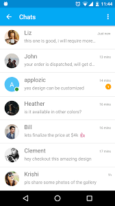 chat android chat sdk and messaging api for mobile web apps applozic