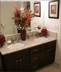 ideas on bathroom decorating decorating bathroom countertops best home design