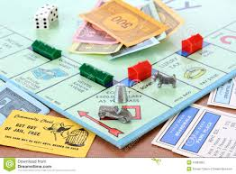 Monopoly Map Monopoly Board Game Editorial Stock Photo Image 41582083
