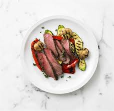 r ultat cap cuisine style beef rump cap with chargrilled vegetables recipe