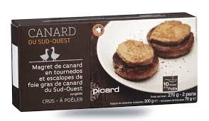 cuisiner un canard gras magret de canard en tournedos et escalopes de foie gras de canard du
