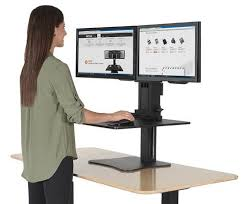 victor dc350 sit stand desk converter an in depth review
