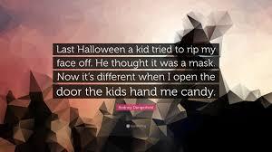 31 days of halloween bloody popcorn rodney dangerfield quotes 100