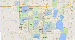 Map St Louis St Louis Park Real Estate And Homes For Sale Neighborhoods St