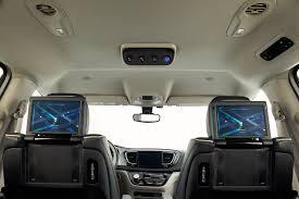 luxury minivan photo gallery test riding waymo u0027s self driving chrysler pacifica