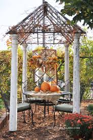 Outdoor Fall Decorations by Would Look Terrific In The Area Cleared Of Raspberry Bushes