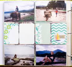 project pocket pages five ways to mix pocket pages with standard scrapbook pages