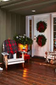 Christmas Outdoor Entryway Decorating Ideas by Exciting Christmas Porch Decorating Ideas Pictures 30 About
