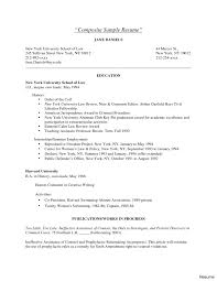 sle resume for law professors pretty editor in chief law review resume photos exle resume