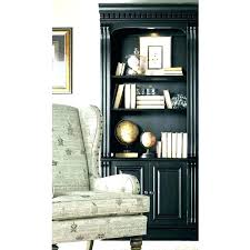 Sauder Harbor View Bookcase Sauder Harbor View Bookcase With Doors Antique White Best Harbor
