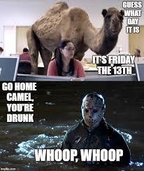 Jason Voorhees Meme - jason voorhees imgflip