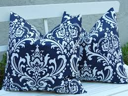 home decor pillows navy blue pillows decorative