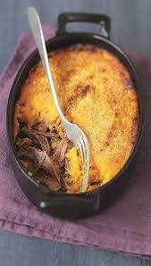 cuisiner les patates douces recette parmentier de canard aux patates douces
