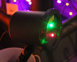 christmas laser light show christmas laser light show with green and lights photo cell