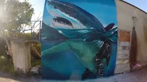 vim shark on the wall graffiti 2015 gopro hero3 youtube vim shark on the wall graffiti 2015 gopro hero3