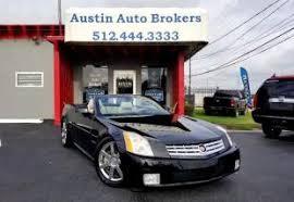 black cadillac xlr used cadillac xlr for sale near me cars com