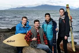 vancouver entrepreneurs launch outdoor adventure movie streaming site