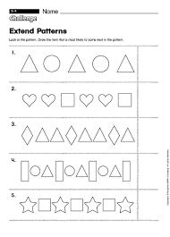 patterning worksheet candy hearts patterns worksheet candy hearts