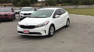 2017 Kia Forte Lx For by K012805 2017 Kia Forte Lx For Sale In San Antonio Live Oak